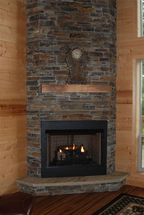 stack fireplaces best 20 stacked rock fireplace ideas on