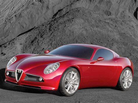 Alfa Romeo Supercar by 2003 Alfa Romeo 8c Competizione Concept Alfa Romeo