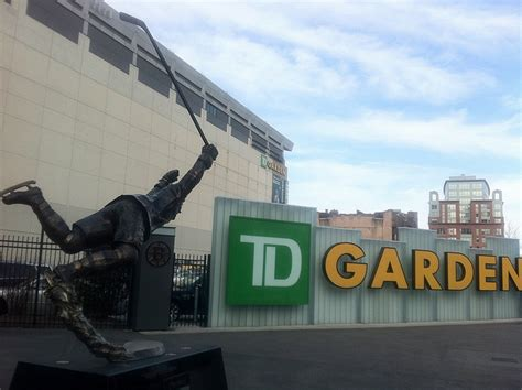 Td Garden Statue by Statue Of Bobby Orr Clio