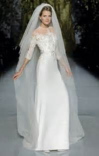 elie saab wedding dresses look beautiful new wedding dresses by elie saab onewed