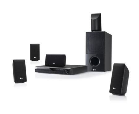 lg ht805sh 5 1 dvd home theater system lg electronics