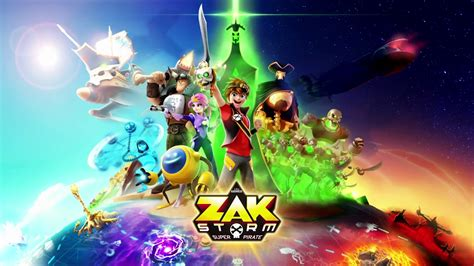 film kartun zak storm zak storm super pirate coming to discovery family
