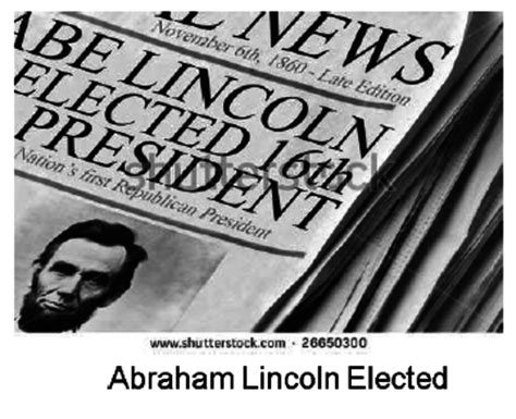 when was abraham lincoln elected as president civil war 1857 1865 timeline timetoast timelines