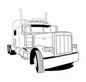Peterbilt Linework By AnimalDrummer81 On DeviantArt