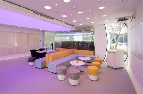 design lab uae bene designs interiors for world s first 3d printed office
