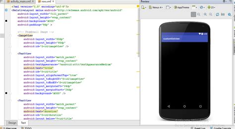 android studio missing layout text design tab missing new android project on android