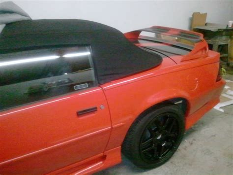 91 camaro spoiler 91 92 highrise z28 spoiler mod finished see post 121