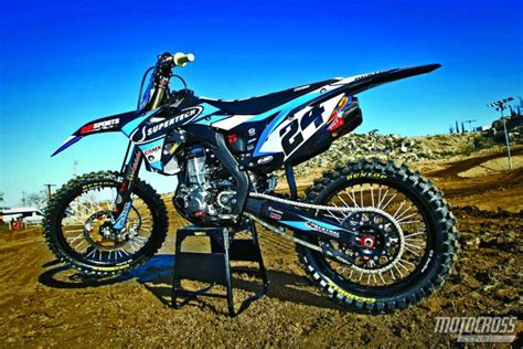 honda 450 crf 2005 mxa builds a 66 horsepower honda crf450 motocross