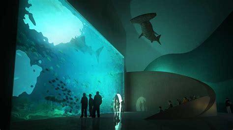 design an aquarium georgia aquarium batumi building e architect