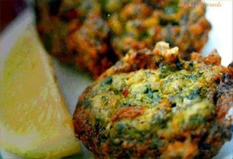 recette de cuisine argentine beignets d 233 pinards aux oignons verts recette argentine