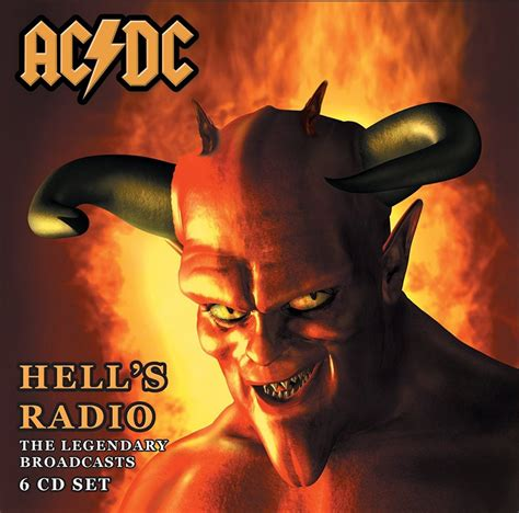 Rock Hell S Kitchen by Ac Dc Hell S Radio The Legendary Broadcasts 1974 1979