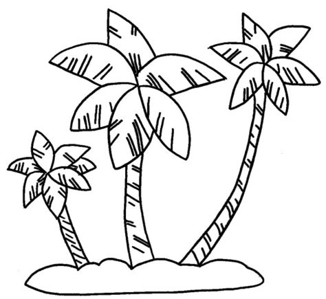 7 Sketches Hawaii by Hawaii Palm Trees Drawing Tattos For