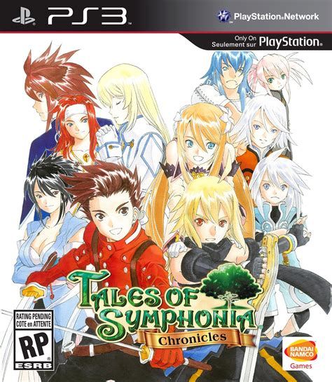 tales of symphonia chronicles gamersnet