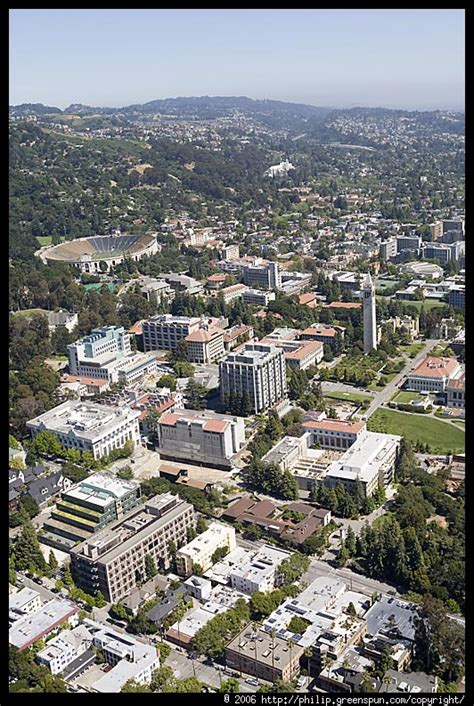 Uc Berkeley Search Photograph By Philip Greenspun Uc Berkeley Aerial 7