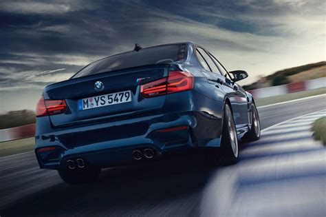 Bmw M 3 2018 Bmw M3 Gets Second Minor Facelift With M4 S Headlights