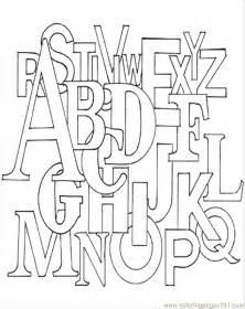alphabet letters to color coloring pages alphabet education gt alphabets free