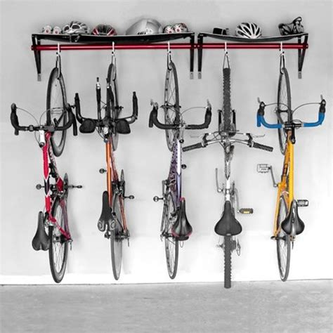 Hanging Bike Racks For Garage by Vertical Bicycle Storage But I D Like To Find One To Hang