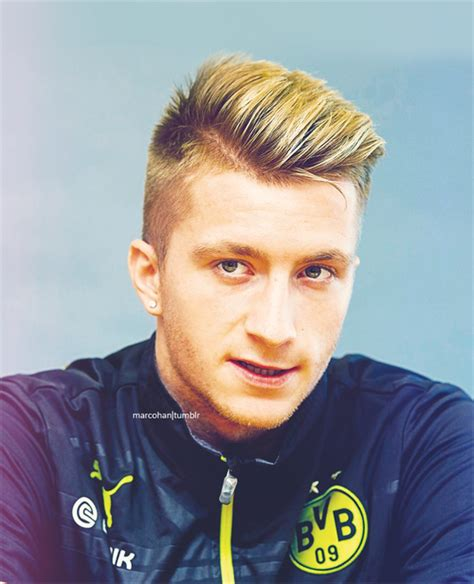dortmund haircut marco reus hair tumblr