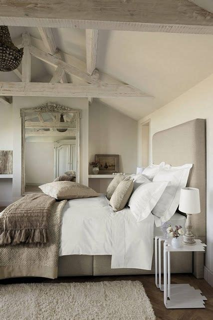rustic glam bedroom home style exposed beams beams and color schemes