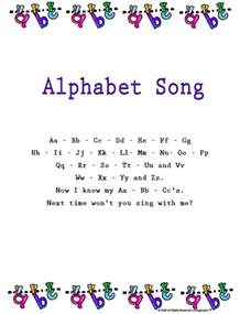 abc s rhymes songs quot alphabet song quot with a learn along