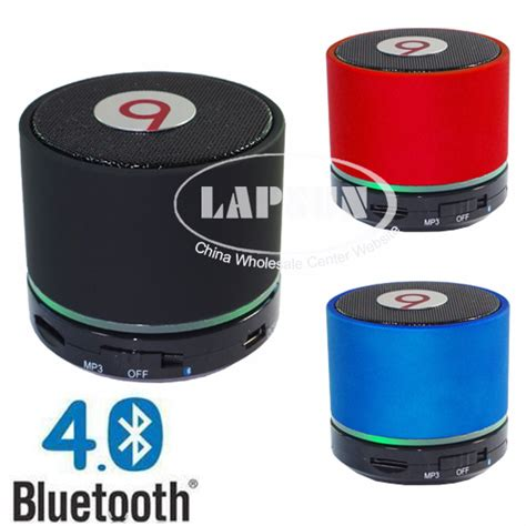 Speaker Beatbox Bluetooth Original hifi beatbox 4 0 bluetooth tf mp3 player phone handfree mic stereo speaker s11 ls hu434d