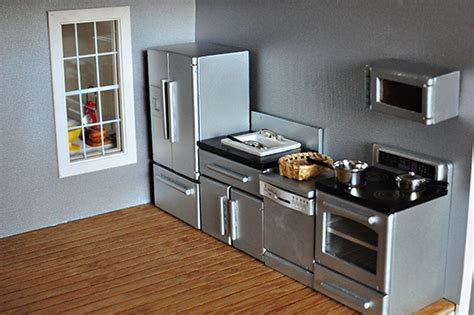 dollhouse furniture kitchen modern dollhouse kitchen furniture furniture design