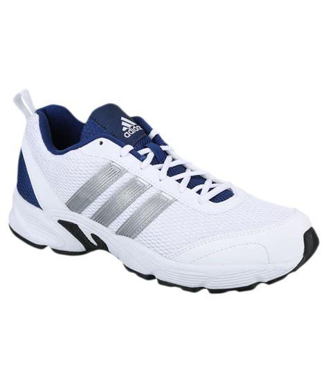 Adidas Sport Running adidas white running sports shoes buy adidas white