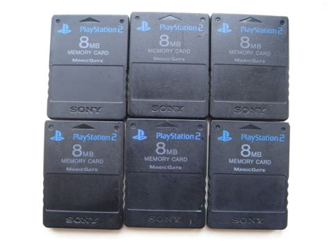 Memory Card Format Upgrade Memori Ps2 Mc Boot Multi Mcboot Sony Playstation Ps2 Memory Card 8mb Magicgate Free Mcboot