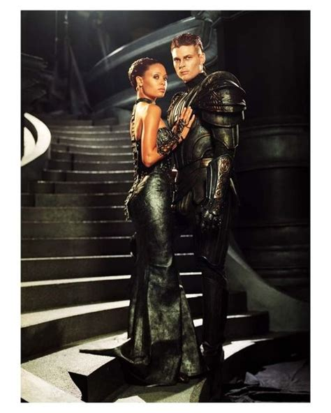 More Pics From Karl Lagerfelds Minogue Thandie Newton And Co by 365 Best Images About The Riddick On The