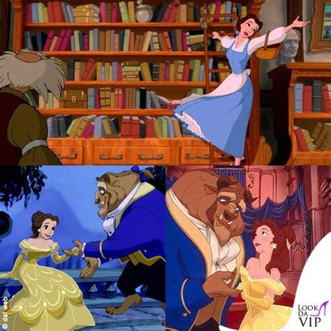 cartone la e la bestia la e la bestia cartone animato disney look da vip