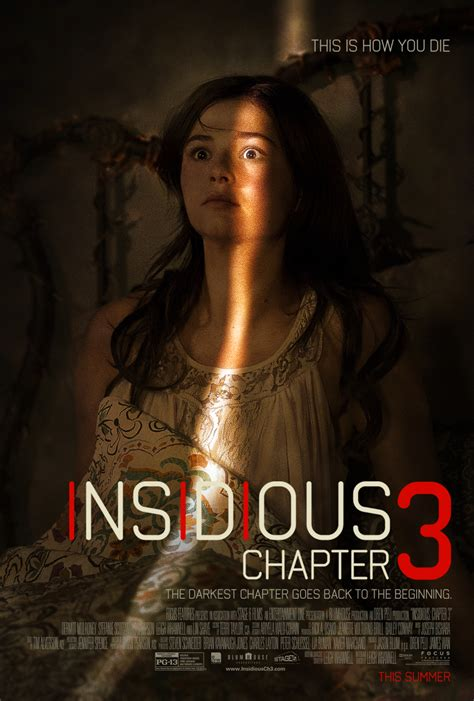 film insidious chapter 3 sinopsis insidious chapter 3 2015 review horror movie