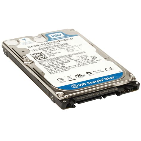 Harddisk Notebook western digital 320 gb laptop disk sata clickbd