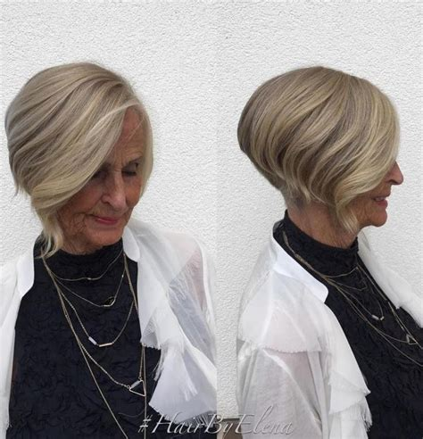 gray hair stacked bob 17 best images about hair styles for my hair on pinterest