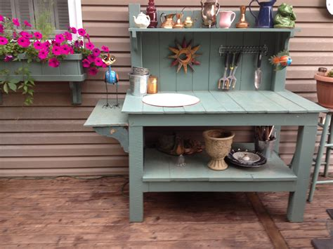 indoor potting bench 10 clever ways to organise a greenhouse waltons blog