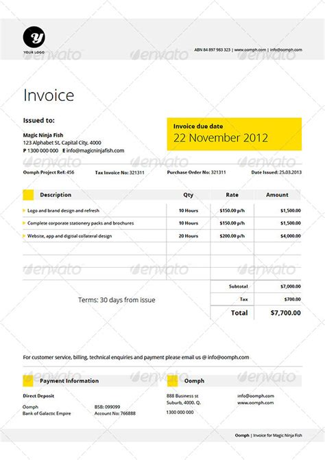 invoice template html5 download invoice template html5 rabitah net