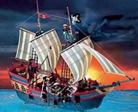 barco pirata grande playmobil 3940 buque insignia pirata grande es
