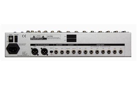 Mixer Alto S16 Alto Professional Legacy Mixers Series Gt S 16