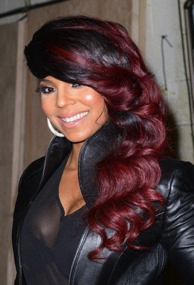 red hair color for women in their thirties 2017 red hair color for black women best hair color