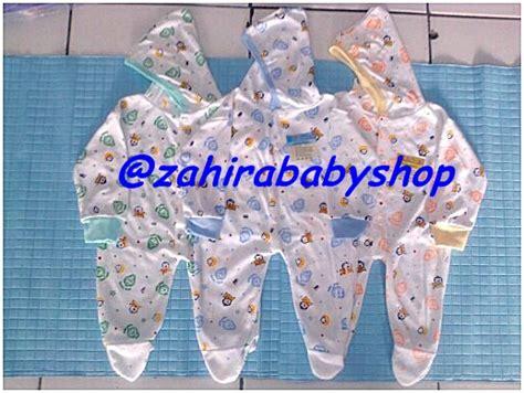 Baju Kodok Wearpack Semi Untuk Usia 0 6 Blnan jual jumper bayi tutup kaki jumpsuit bayi baju kodok bayi zahira baby shop