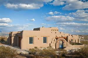 Pueblo House Plans Wayne And Kiki Suggs Classic New Mexico Home Builders