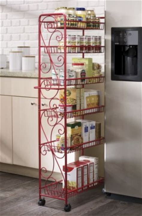 scrolled rolling pantry rolling pantry kitchen pantry