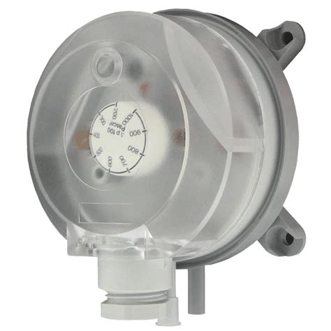 Pressure Switch Pressure Pro Instrument series adps edps hvac differential pressure switch which applies to controlling air and