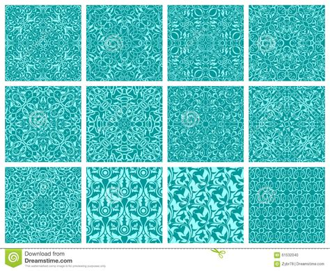 seamless pattern collection seamless pattern collection stock vector image 61532040