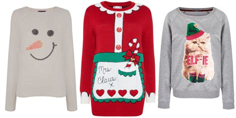 ladies christmas jumpers the best novelty knits to keep