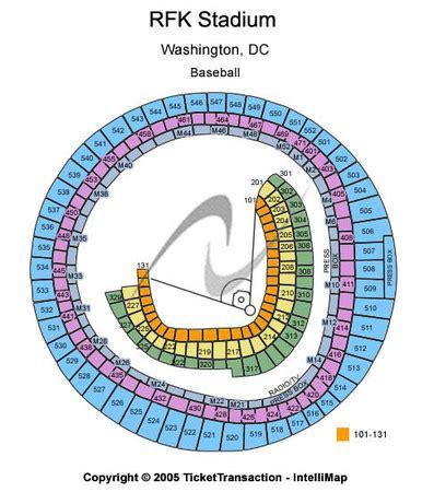 rfk stadium seating chart rfk stadium tickets in washington district of columbia