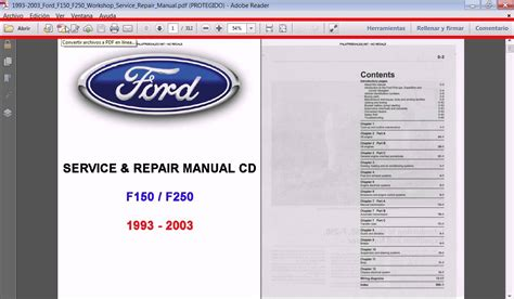 free auto repair manuals 1993 ford f150 user handbook manuales pdf ford f150 1993 a 2003 youtube