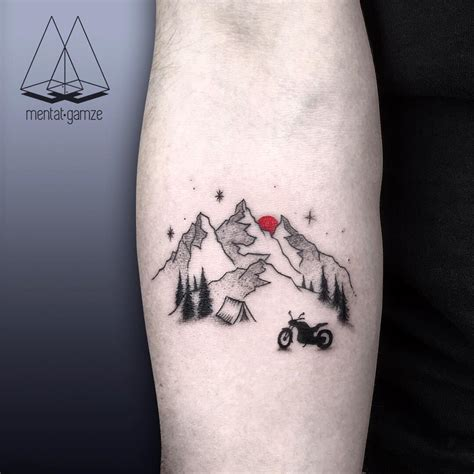 artist celebrates change with eye catching red dot tattoo