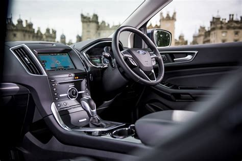 Ford Edge Interior by Ford Edge Based Suv To Replace Ford Territory In 2018