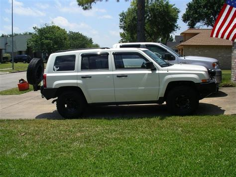 Jeep Patriot Lift Trey21burch S 2008 Jeep Patriot In Richmond Tx