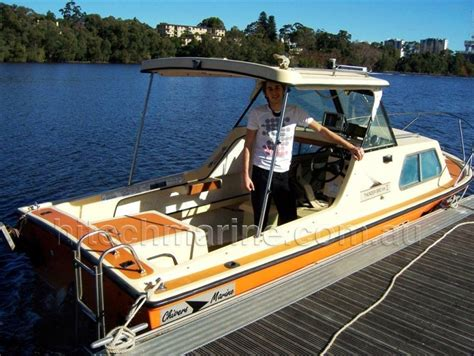 jet ski boat rs perth 1980 s chivers thunderbird 18 6ft west australian cruiser
